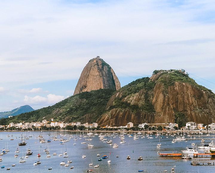 Urca, Brasil